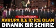 AB Büyükelçileri Büyükşehirde