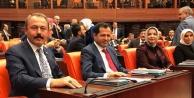 AK Parti Milletvekili Tinden yeni yasama yılı mesajı