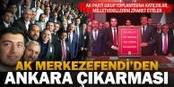 Ankarada Merkezefendi rüzgarı