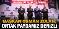Başkan Osman Zolan: quot;Ortak paydamız Denizliquot;