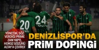 Denizlispor#039;a prim dopingi
