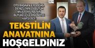 DTO Başkanı Erdoğan AB Büyükelçilerine Denizliyi anlattı