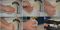 Gripten korunmak için el nasıl yıkanır
