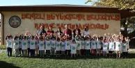 Büyükşehir#039;den çocuklara çevre eğitimi