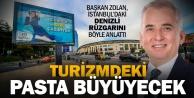Büyükşehir#039;den yeni turizm atağı