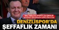 Çetin: quot;Denizlispor şeffaf olacakquot;
