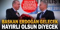 Cumhurbaşkanı Erdoğan, Zolanın adaylığını bizzat kendisi duyuracak