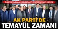Denizli AK Parti#039;de temayül yoklaması için 20 bilgisayar kuruldu