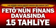 Denizli#039;de 146 iş insanın yargılandığı FETÖ davasında 15 tahliye
