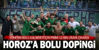 Denizlispor#039;a Bolu dopingi