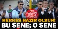 Denizlispor Başkanı Çetin: Bu sene o sene