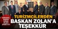 DENTUROD, Başkan Osman Zolanı ziyaret etti