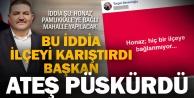 Honaz ayaklandı, Başkan Turgut Devecioğlu ateş püskürdü