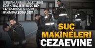 İş adamlarını tehdit eden suç örgütüne operasyon