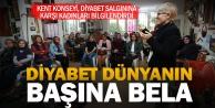 Kadın Meclisinden kadınlara diyabet eğitimi
