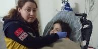 Kaybolan otizmli çocuk, 5 saat sonra bulundu