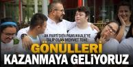Mehmet Teke: Gönül belediyeciliği vizyonuyla hareket edeceğiz