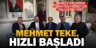 Pamukkale'de Mehmet Teke hızlı başladı