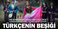 PAÜnün Türk Dünyasına Açılan Kapısı: Çağdaş Türk Lehçeleri ve Edebiyatları