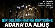Şehir Tiyatrosuna Adanada alkış