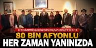 Başkan Osman Zolan#039;dan birlik ve beraberlik mesajı