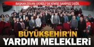 Büyükşehir#039;in yardım melekleri
