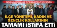 CHP Buldan teşkilatı istifa etti