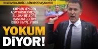 CHP'li başkandan istifa sinyali