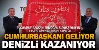 Cumhurbaşkanı Erdoğan Büyükşehir#039;in 135 eserinin açılışını yapacak