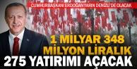 Cumhurbaşkanı Erdoğan, yarın Denizli#039;de