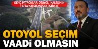 DEGİAD Başkanı Urhan: Otoyolun en kısa sürede yapılmasını istiyoruz
