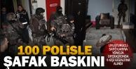 Denizli#039;de uyuşturucu satıcılarına şafak baskını: 4 gözaltı