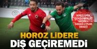 Denizlispor - Gençlerbirliği: 0-0