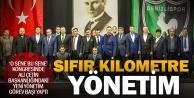 Denizlispor kongresinde yeni yönetim belirlendi