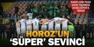 Denizlispor#039;un #039;Süper#039; sevinci