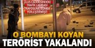 Denizliyi bombalayan terörist yakalandı