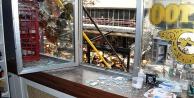 Dövme stüdyosuna pompalı tüfekle saldırı