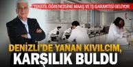 DSO Başkanı Keçecinin 'tekstil eğitimi tespiti karşılık buldu, çözüm geliyor