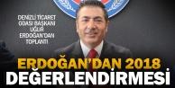 DTO Başkanı Erdoğan'dan 2018 değerlendirmesi