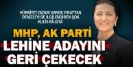 Hürriyet Yazarı Hande Fırattan iddia: MHP Denizlide aday göstermekten vazgeçti