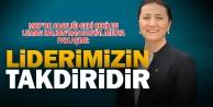 MHPnin adaylığını geri çektiği Leman Kalkandan açıklama
