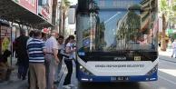 Otobüsler cumartesi yarım gün ücretsiz
