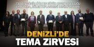 TEMA Gönüllüleri Pamukkale Üniversitesinde buluştu