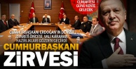 Vali başkanlığında Cumhurbaşkanı Erdoğan toplantısı