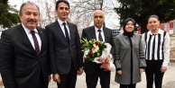 Vali Hasan Karahan'dan Babadağ ziyareti