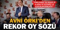 Ak Parti Pamukkale Adayı Örki: Rekor oyla iki reisimizi de gururlandıracağız