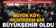 Başkan Zolan: Denizli bugün parmakla gösterilen bir şehir haline geldi