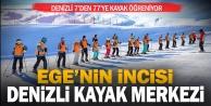Denizli Kayak Merkezi, Egenin ikinci beyaz incisi oldu