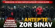 Denizlispor#039;da ince hesaplar
