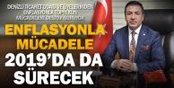 DTO Başkanı Erdoğan: Enflasyonla mücadelemiz, 2019'da da sürecek